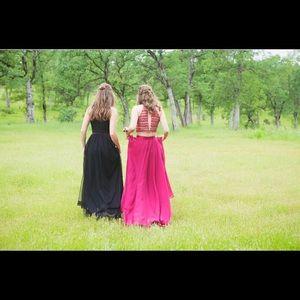 Perfect condition sherri hill prom dress!